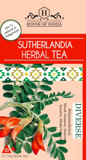 Sutherlandia Tea