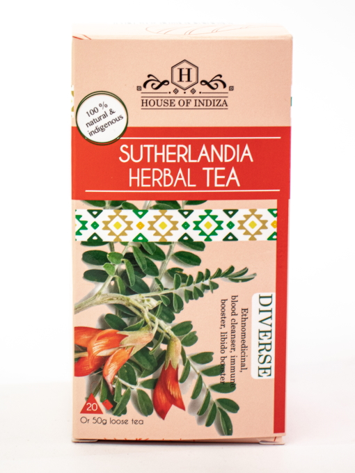 Sutherlandia Cancer Bush Tea
