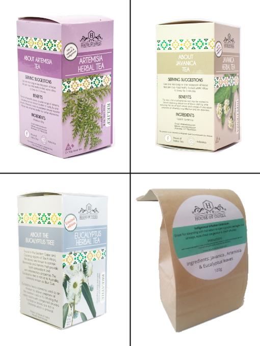 Covid Buster Medicinal Tea Combo