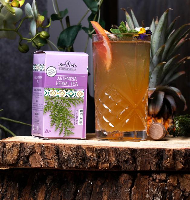 Artemisia Iced Tea