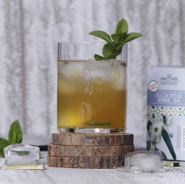 Eucalyptus Iced Tea