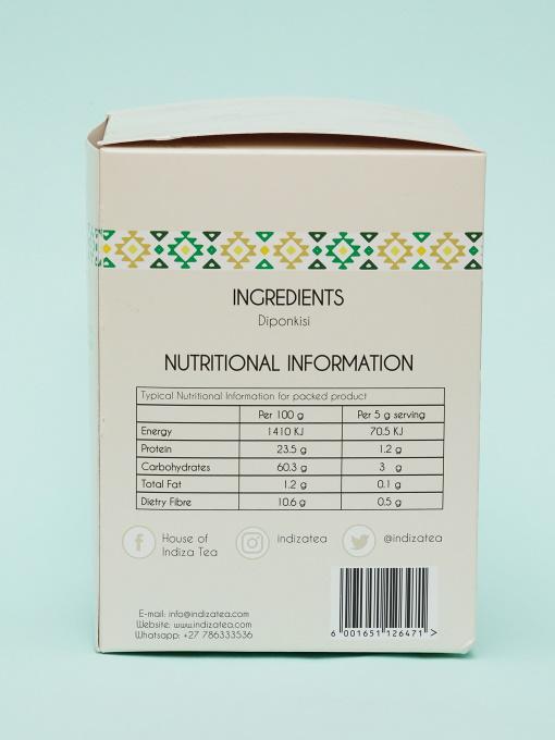 Diponkisi Nutritional Info