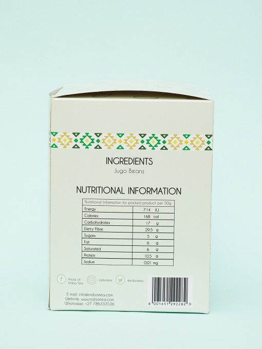 Jugo Beans Nutritional Info